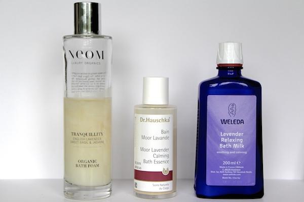 The Blissful Bath: Lavender Three Ways