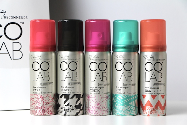 "Colab Dry Shampoo – The ""Thank You"" Giveaway!"