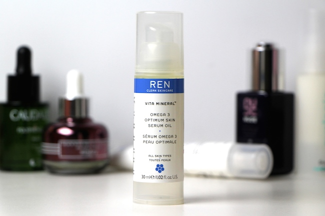 REN Omega 3 Serum Oil: An Affordable Skin Booster
