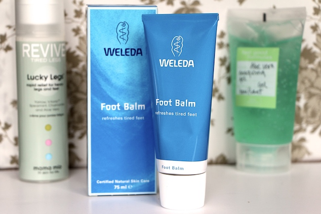 Weleda Foot Balm: Saviour for Sore Feet