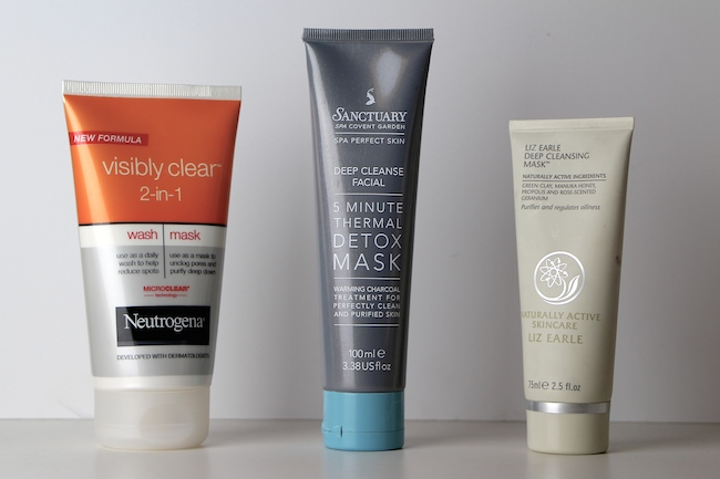 Affordable Face Masks for Deep Cleansing your Skin