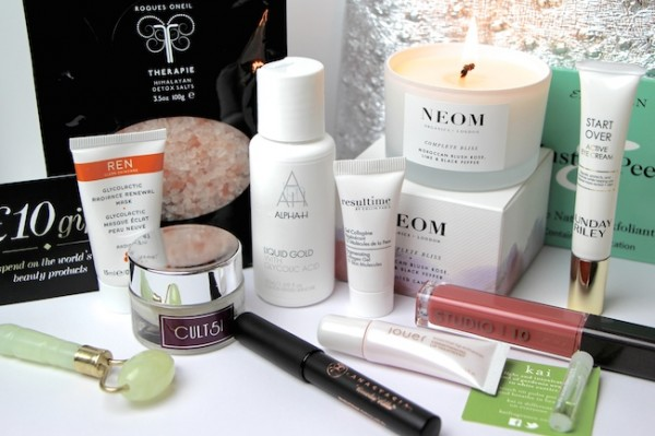 Cult Beauty Goody Bag!