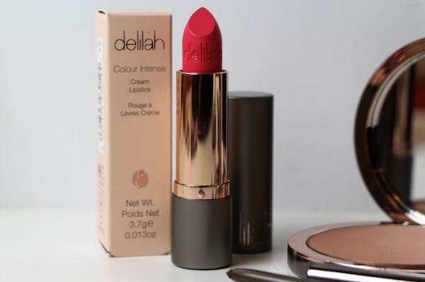 New on the Chic and Sleek Makeup Scene: Delilah Cosmetics
