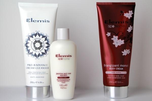 Nice Elemis Smells.