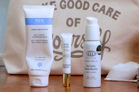 Current Simple Skin Care Routine…