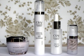 Olay Regenerist Luminous Serum Trial: An Update