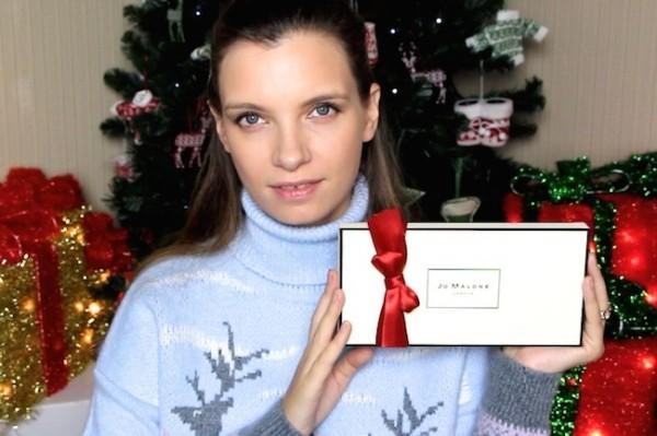 Luxury Christmas Presents…