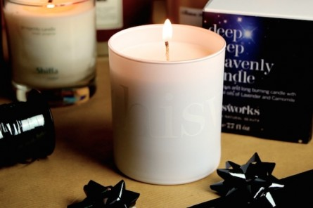 The Mellow, Jazz Club, Ready-to-Chill Candle…