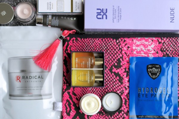 Space NK Goody Bag Time…