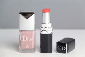 Dior Rouge Balm for Plumpy, Tinted Lips.