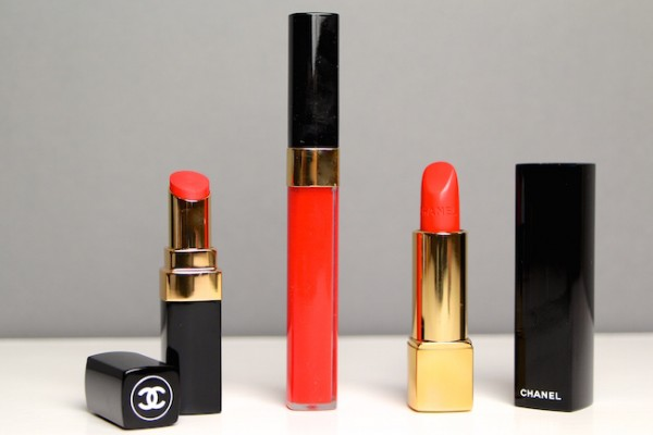 Chanel Spring Lips 2015: Variations on a Theme