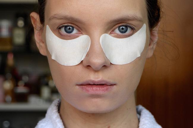 Αποτέλεσμα εικόνας για under eye bandage mask