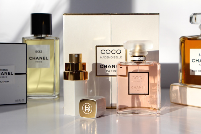 the chanel coco mademoiselle coffret a model recommends. Black Bedroom Furniture Sets. Home Design Ideas