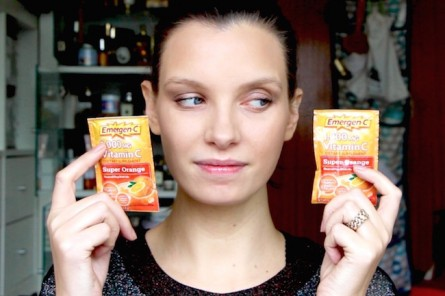 Berocca for Your Face: Vitamin C Serums and Fizzy Masks!