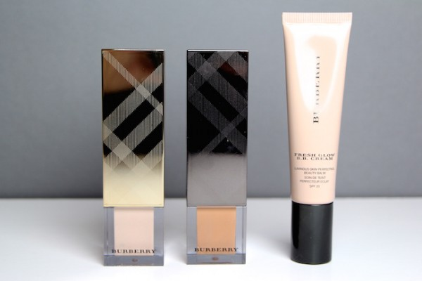 Burberry Makeup Review: It's All About That Base