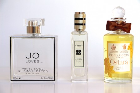 Scents for the End of Hibernation: Spring Fragrances 2015