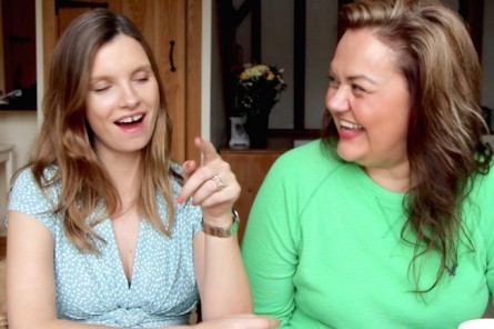 Birthing and Pregnancy Chat with Caroline Hirons…