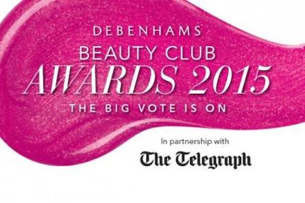 Debenhams Beauty Club Awards 2015 – Vote Now!