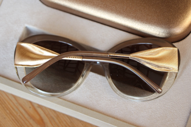 Investment Buy: Burberrys Gaberdine Sunglasses A Model ...