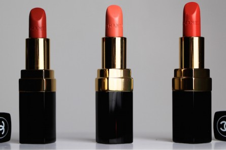Chanel Rouge Coco: The New Lipstick