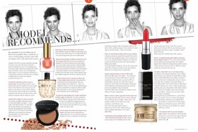 My Beauty Interview in Canary Wharf Magazine