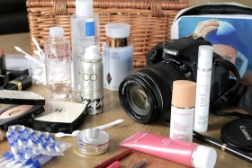 What's In My Beauty Kit?