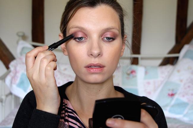 Chanel eye makeup tutorial