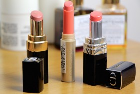 Tinted Lip Balm: Three Delicious Options