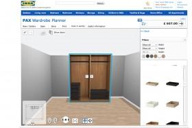 New Addiction: The IKEA PAX Wardrobe Planner