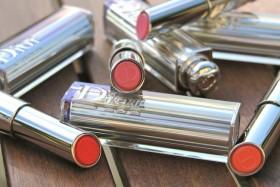 New Dior Addict Lipsticks