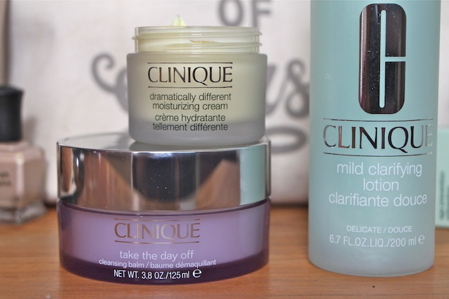 clinique 3 step