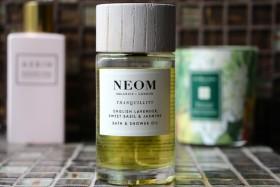 NEOM Tranquility and my Bath Craziness