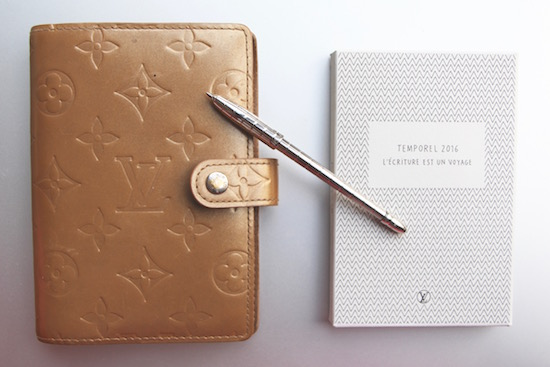 Stationery Scorn: The Louis Vuitton Agenda