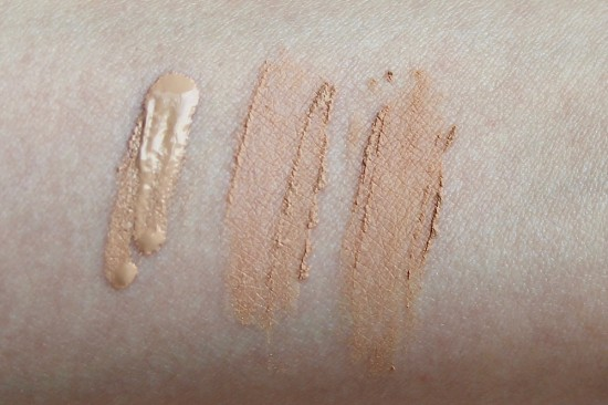 effaclar bb blur swatches