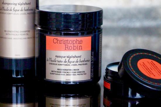Christophe Robin Regenerating Haircare