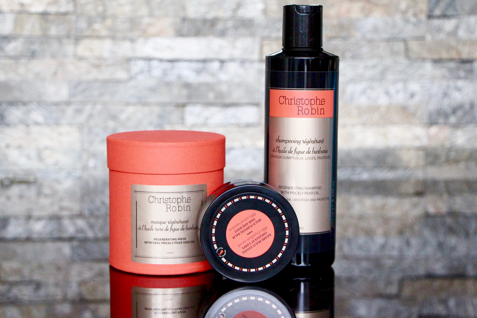 giveaway christophe robin luxury regenerating haircare a model recommends. Black Bedroom Furniture Sets. Home Design Ideas