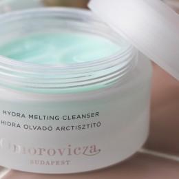 luxury skincare cleanser