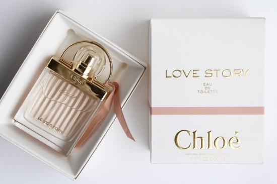 chloe love intense eau de parfum