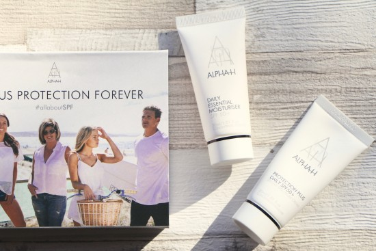 Alpha-H All About SPF Skincare Giveaway