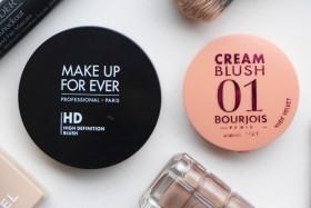 Peachy Cream Blush: Budget and Spendy