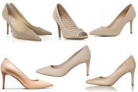 Weekly Window Shop: The Best Nude Court Shoes