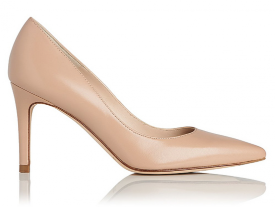 lk bennett best nude shoes