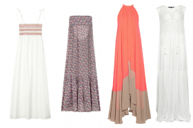 Weekly Window Shop: Fabulous Summer Maxi Dresses