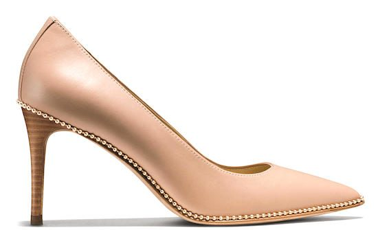 best nude high heel shoes
