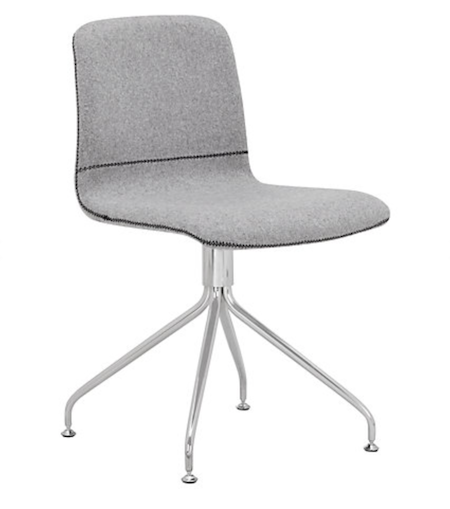 john lewis grey office chair