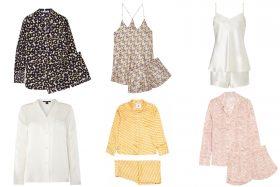 Weekly Window Shop: The Silkiest Pyjamas