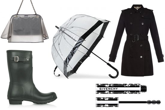 Weekly Window Shop: Rain, Rain, Go Away…