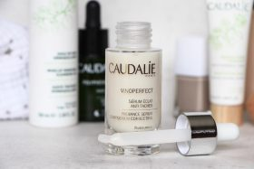 Caudalie Vinoperfect Serum for Radiant Skin | AD
