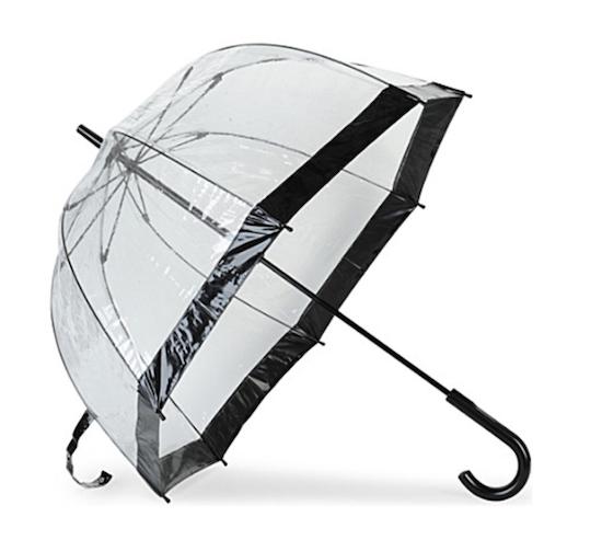 fulton birdcage umbrella