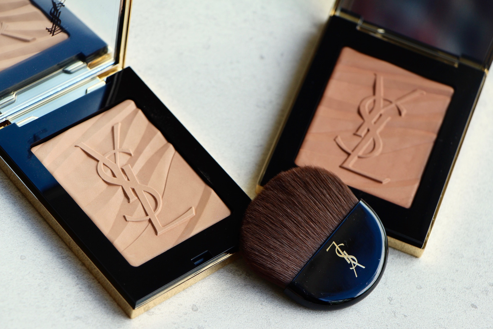 Ysl Sahariennes The Ultimate Bronze A Model Recommends